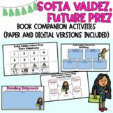Sofia Valdez Future Prez Read Across America Book Companion (Digital Included)