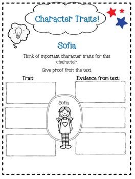 Sofia Valdez, Future Prez by Andrea Beaty-A Complete Book Response Journal