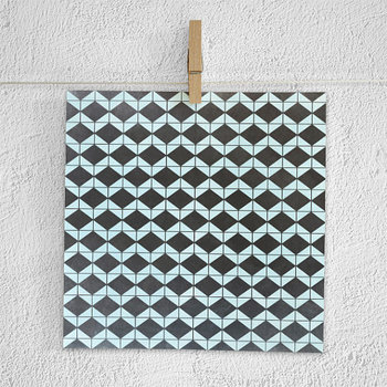 Soft Blue Chalk Digital Paper
