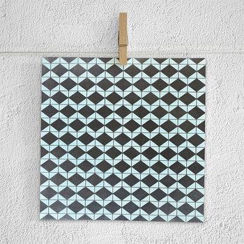 Soft Blue Chalk Digital Paper, Chalkboard Background