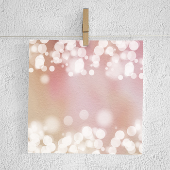 Soft Blurred Backgrounds, Blurred Papers With Bokeh Borders, Blurred Papers