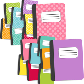Soft Brights Notebook Set
