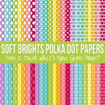 Soft Brights Paper Pack Bundle