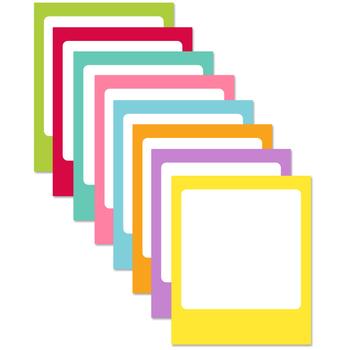 Soft Brights Photo Frames Set