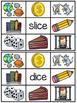 Soft C Center Clip Cards