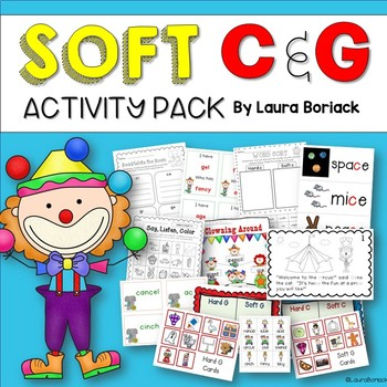 Soft C and G Activity Pack