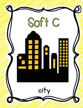 Soft C Literacy Centers