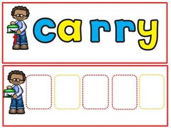 Soft C Literacy Centers Games and Activities