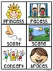 Soft C Pocket Chart Centers and Materials