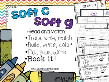 Soft C Soft G Interactive Activities