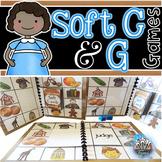 Soft C Soft G: Phonics Games