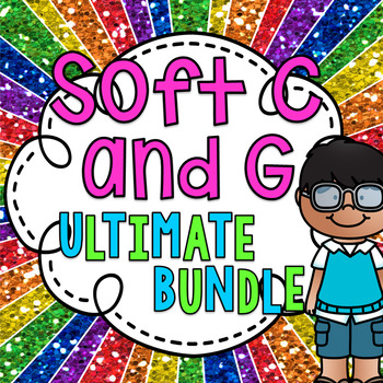 Soft C and G Activities ULTIMATE BUNDLE