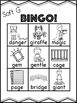 Soft C and G Bingo Bundle! [10 playing cards per sound]