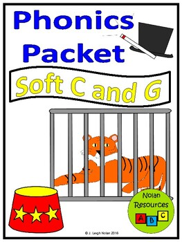 Soft C and G - Lesson Packet
