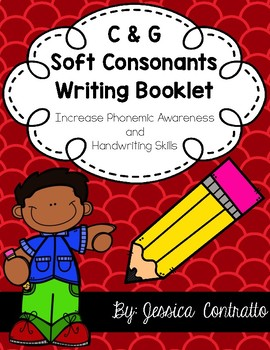 Soft C and G Writing Book