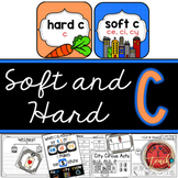 Soft C Phonics Activities
