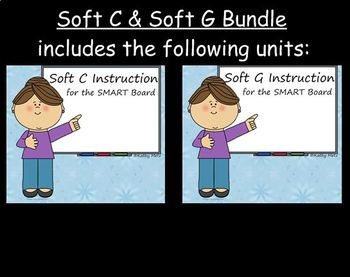 Soft C and Soft G Bundle for the SMART Board