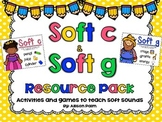 Soft C and Soft G Resource Pack