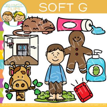 Soft G Clip Art