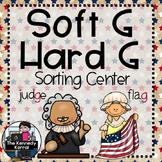 Word Work: Soft G - Hard G