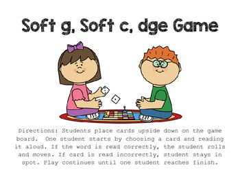 Soft Gg/Cc Board Game