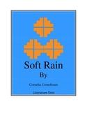 Soft Rain Novel Literature Unit