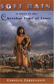 Soft Rain - (Cherokee Trail of Tears) Novel Packet - Questions-Vocab.-Worksheets