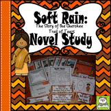 Soft Rain Novel Study (Free Task Cards Included)