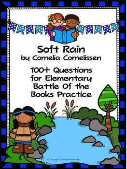 Soft Rain by Cornelia Cornelissen - Over 100 EBOB Questions