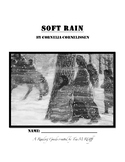 Soft Rain by Cornelia Cornelissen Student Reading Packet