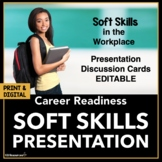 Career Exploration Soft Skills Development EDITABLE