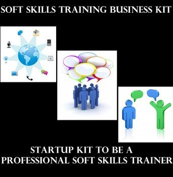 Soft Skills Business Kit, Startup Kit to Be A Professional Soft Skills Trainer