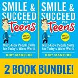 Transition Skills Curriculum, Social Skills, Job Skills, Manners 2 Book Bundle