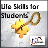 Life Skills for Students - BUNDLE The Key to Success in Wo