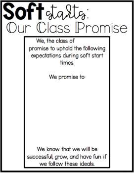 Soft Starts in the Upper Grade Classroom