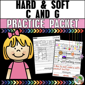 Soft and Hard C and G Practice Packet (Free)