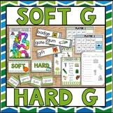 Soft and Hard G Phonics