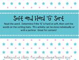 Soft and Hard G Sort