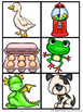 Soft and Hard c/g Memory Game---Aligned with Reading Wonders Unit 2 Week 3