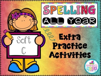 Soft c - Extra Practice Activities