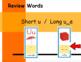 Soft c & g Wonders Spelling Keynote for 2nd Grade