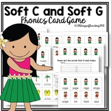 Phonics SOFT C AND SOFT G Review Game