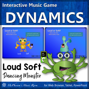 Loud or Soft? Interactive M... by Linda McPherson | Teachers Pay ...