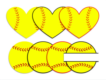 softball clipart by the inspired soul teachers pay teachers rh teacherspayteachers com softball clipart free download softball clipart free