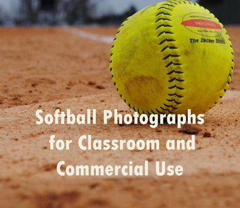 Free Softball Photographs for Classroom and Commercial Use