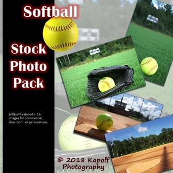 Softball - Stock Photos Yearbook