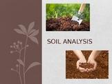 Soil Analysis Powerpoint