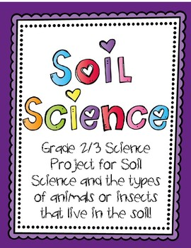 Soil Animals & Insects Research Project