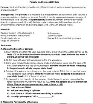 Soil Bundle (Soil Powerpoint and 3 Soil Labs!!)