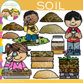 Soil Clip Art